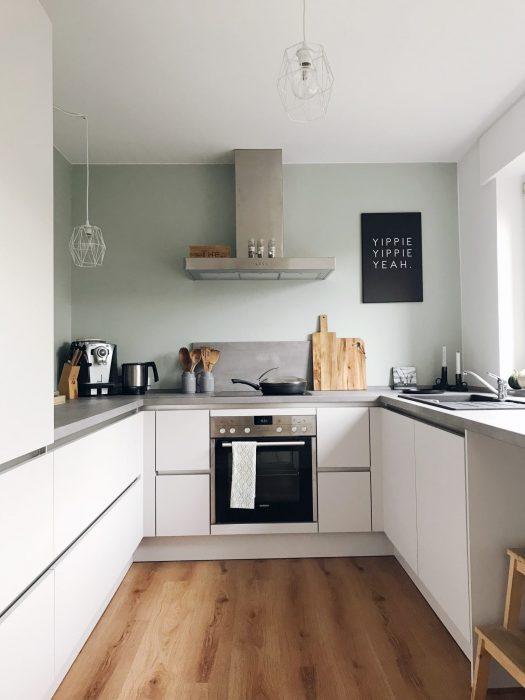 ein erster blick in unsere neue k che und tipps f r die planung sarahplusdrei. Black Bedroom Furniture Sets. Home Design Ideas