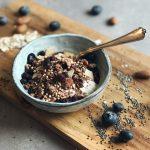 Der ganz normale Wahnsinn am Morgen - erfordert ein schnelles, gutes Frühstück