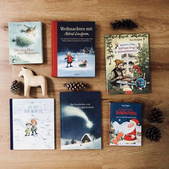 weihnachtsb cher f r kinder ein blick in unsere. Black Bedroom Furniture Sets. Home Design Ideas