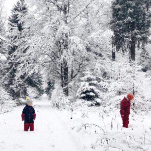 Kleine Auszeiten – kurzer Abstecher mit den Kindern in den Schnee ins Sauerland