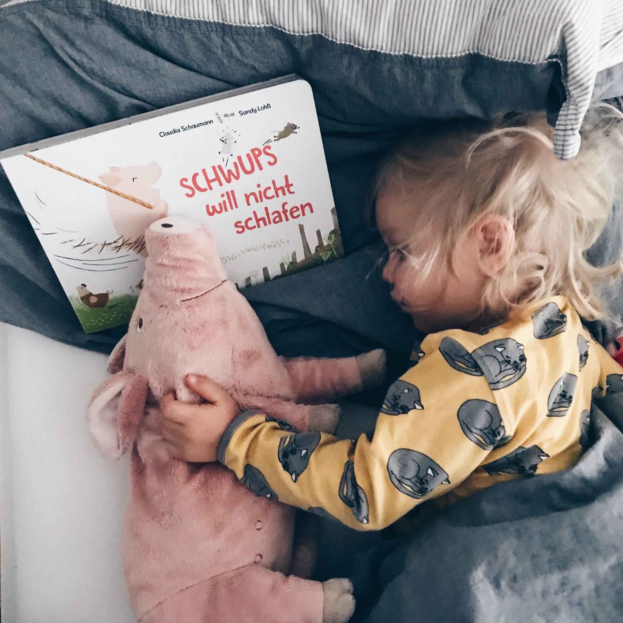 schwups will nicht schlafen das kenn 39 ich irgendwo her eine buchempfehlung sarahplusdrei. Black Bedroom Furniture Sets. Home Design Ideas