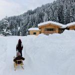 Super: Skiurlaub mit kleinen Kindern im Familienhotel Feuerstein