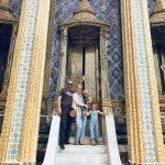 Fernreise mit Kindern: Gepäck, Flug, Bangkok und ist Thailand was für Kinder?