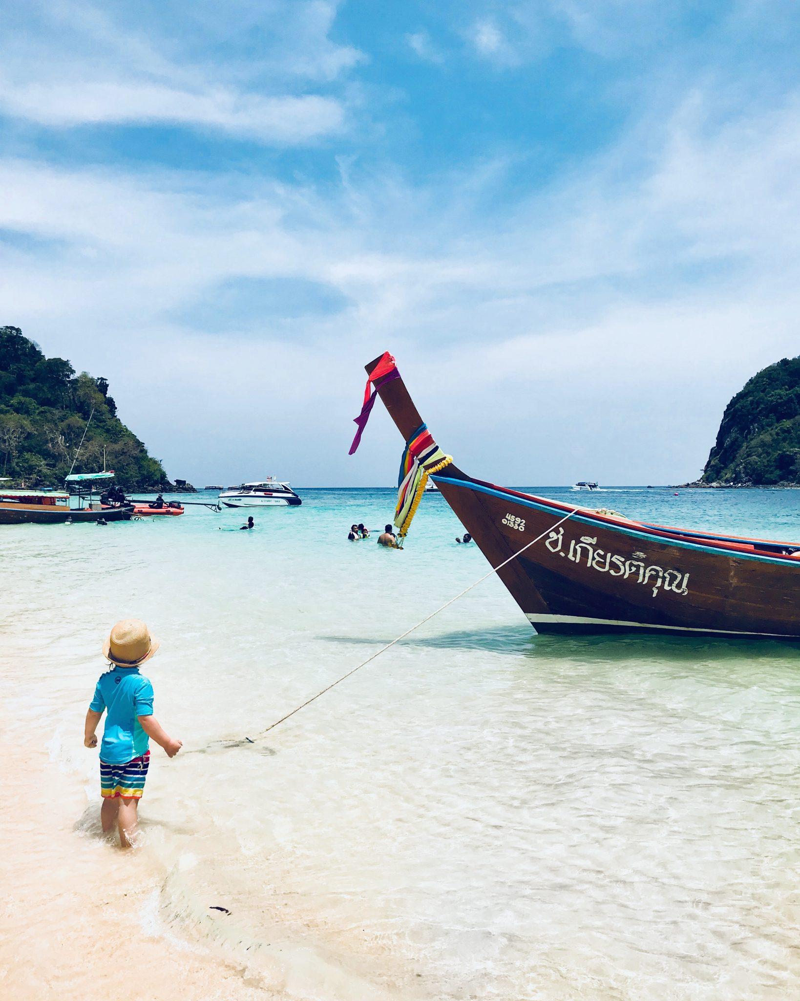f1b44d120177f5 Thailand - familienfreundliches Koh Lanta und kann ich die Reise mit ...
