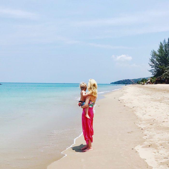 Thailand Familienfreundliches Koh Lanta Und Kann Ich Die Reise Mit
