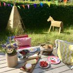 Wieder Zuhause - ein Blick in unseren Garten