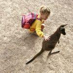 Mit Kindern um die Welt - fliegen mit kleinem Gepäck