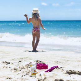 Sonnenschutz für Kinder – Was macht eine gute Sonnencreme aus?