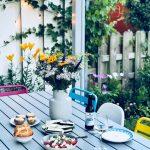 Unser Garten, happy place für die ganze Familie & ein bisschen Garteninspiration