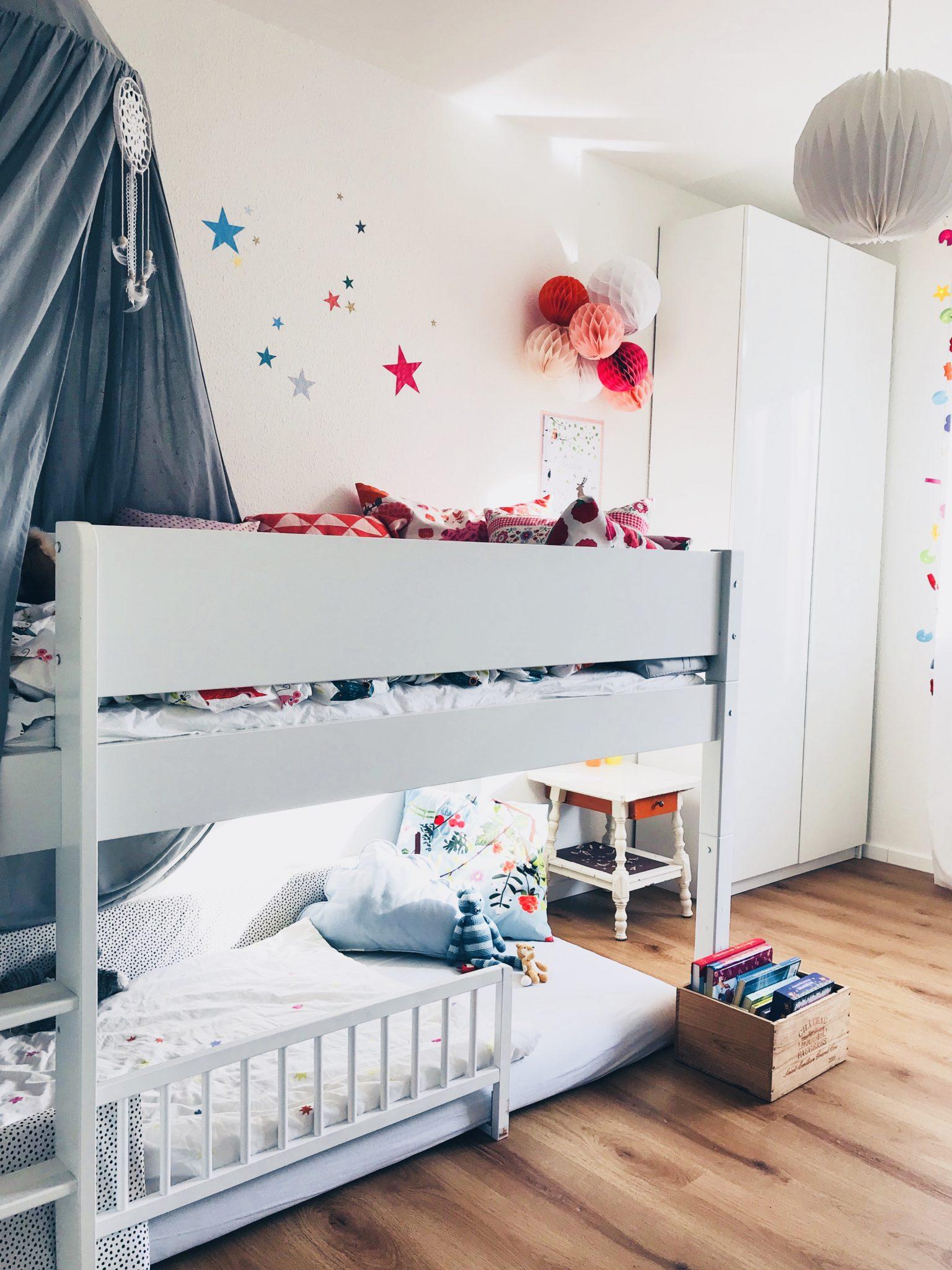 Warum Haben Unsere Kinder Gemeinsame Spiel Und Schlafzimmer