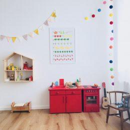 Weniger ist mehr – mehr Spiel und weniger Spielzeug im Kinderzimmer