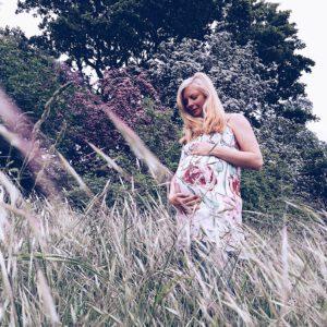Endlich schwanger! – Über die Aufregung der ersten Monate und meine Pflege