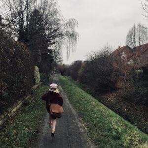 Eine neue Zeit – über unser Bald-Schulkind, Erinnerungen und ein persönliches Geschenk
