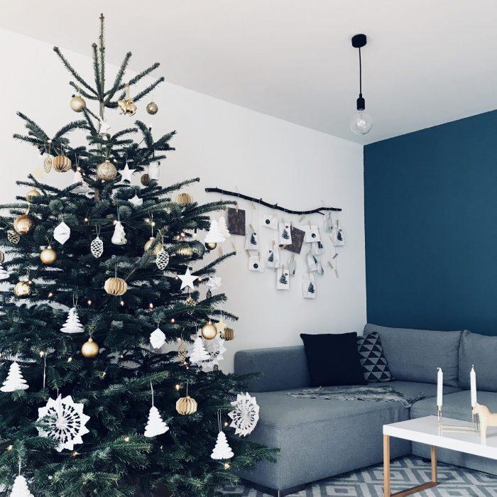 Weihnachten bei uns zuhause – und die Antwort auf die Frage, wo ...