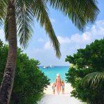 Familienurlaub im Kuramathi - so stellt man sich die Malediven vor