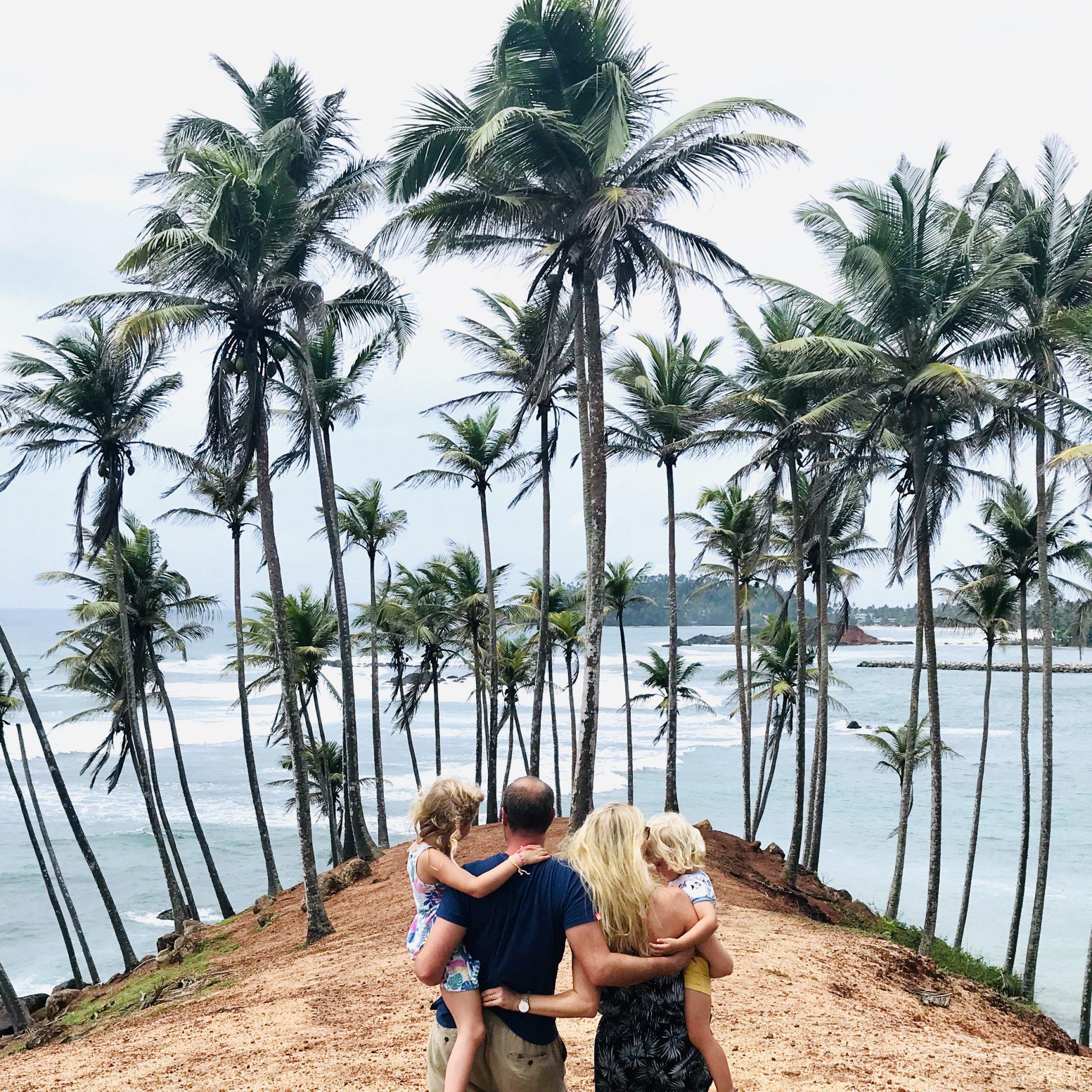 Folkekære Sri Lanka mit Kindern - Warum nach Sri Lanka und der Start unserer DC-35