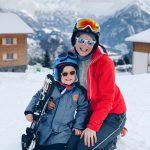 Wann und wie können Kinder Skifahren lernen?