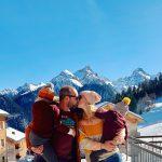 Winterurlaub in der Ferienwohnung direkt an der Skipiste im Landal Brandnertal