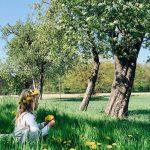 Unsere Osterferien - voller Glücksmomente, Kindheitserinnerungen und der Frage, wo Ferien am schönsten sind
