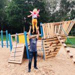 Wie wäre es, wenn für alle Kinder der Spielplatzbesuch selbstverständlich wäre - mit und ohne Behinderung