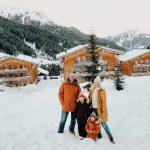 Winterurlaub mit Freunden - Skiferien in der Ferienwohnung im Montafon