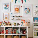 Ein eigenes Zimmer: mit Hochbett, Kinderschreibtisch und genug Platz zum Spielen
