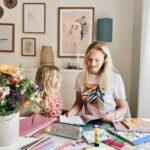 Über Einschulung, Homeschooling und das versuchte Ruhe bewahren einer Mutter. Plus Liste - ihr wisst ja, Listen helfen